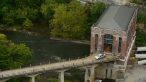 dix river dam lake herrington